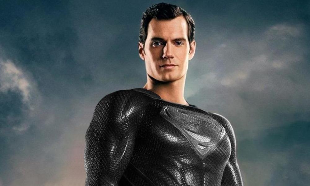 'Justice League Snyder Cut' mostraría el traje negro de Superman