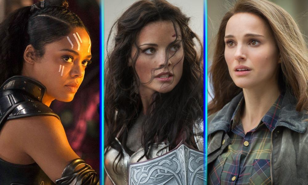 Lady Sif sería la villana de 'Thor Love and Thunder'