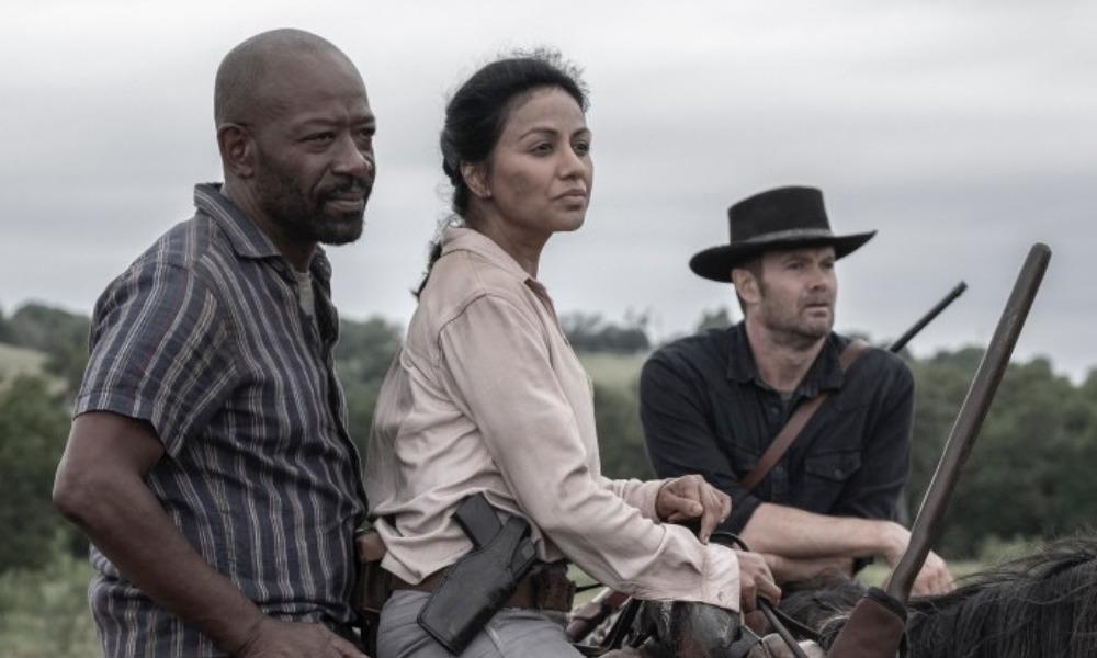 Lennie James habló de la sexta temporada de 'Fear the Walking Dead'