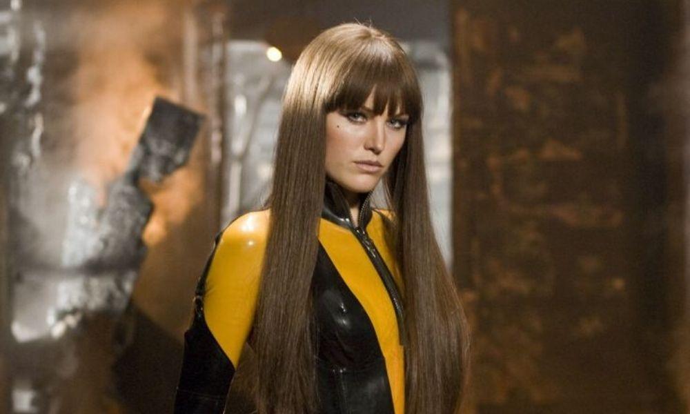 Malin Akerman se sintió incómoda grabando 'Watchmen'