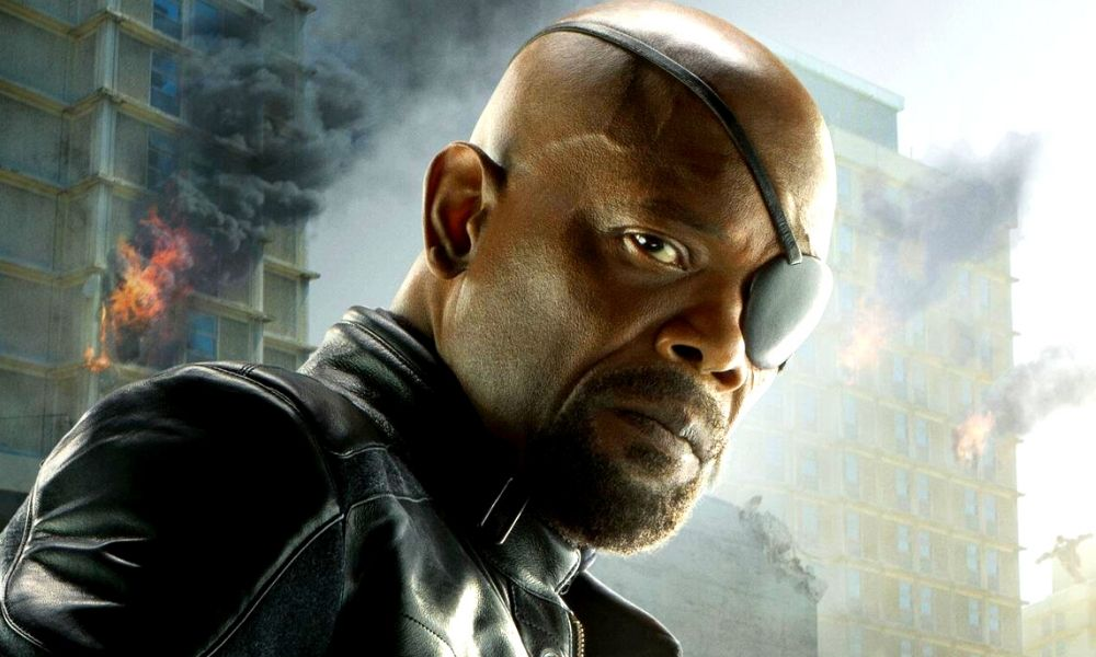 Nick Fury iba a morir en 'Infinity War'