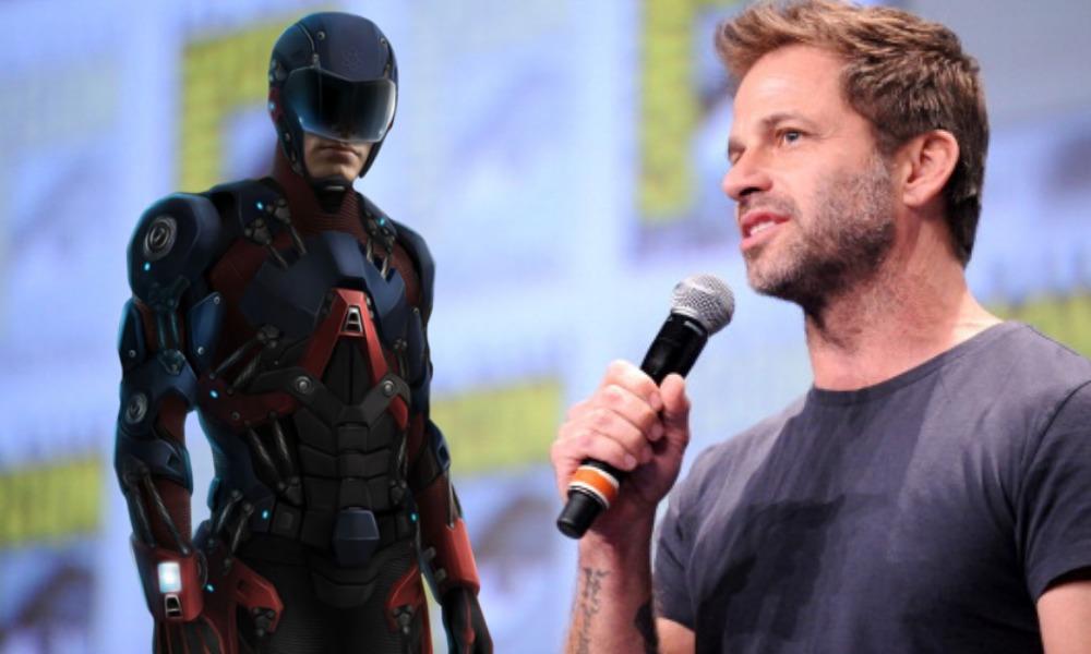 Nueva imagen de The Atom en 'Justice League Snyder Cut'