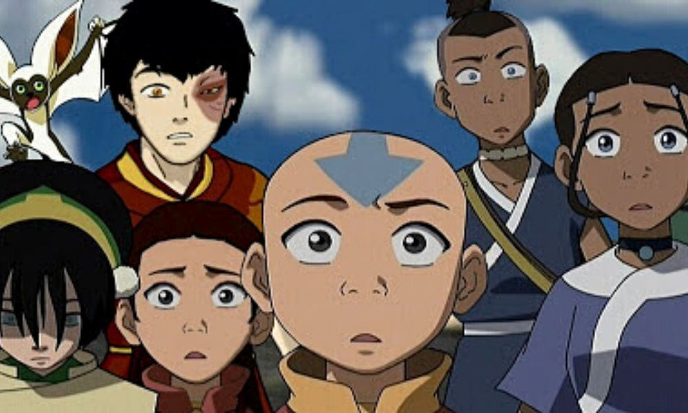 nuevo live-action de 'Avatar: The Last Air Bender'