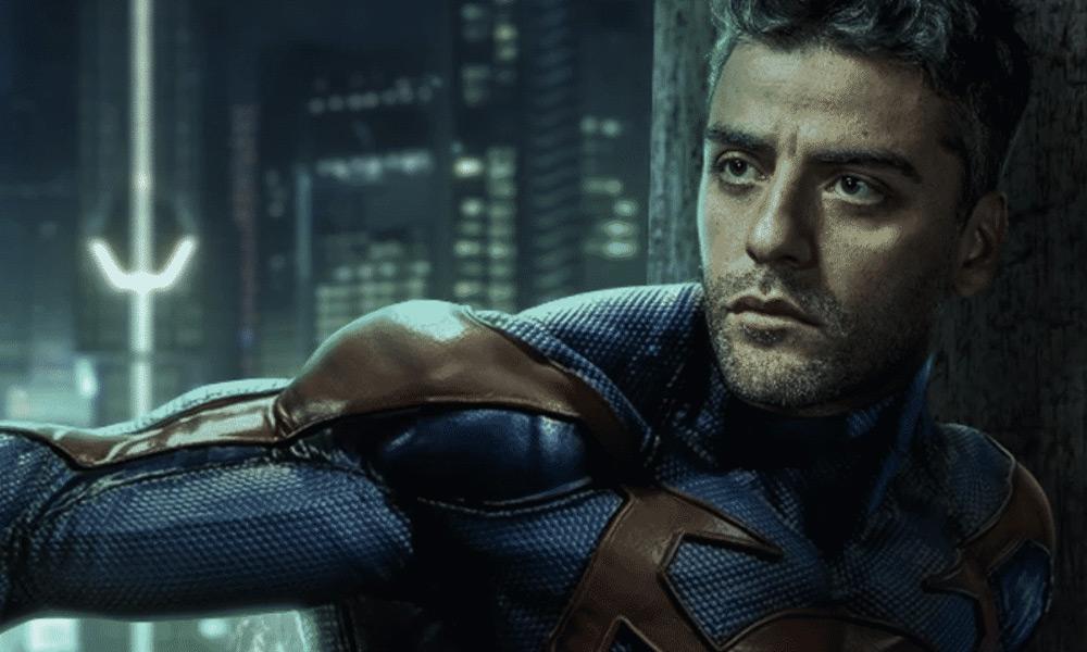 Beneficios de tener a Oscar Isaac como Spider-Man 2099