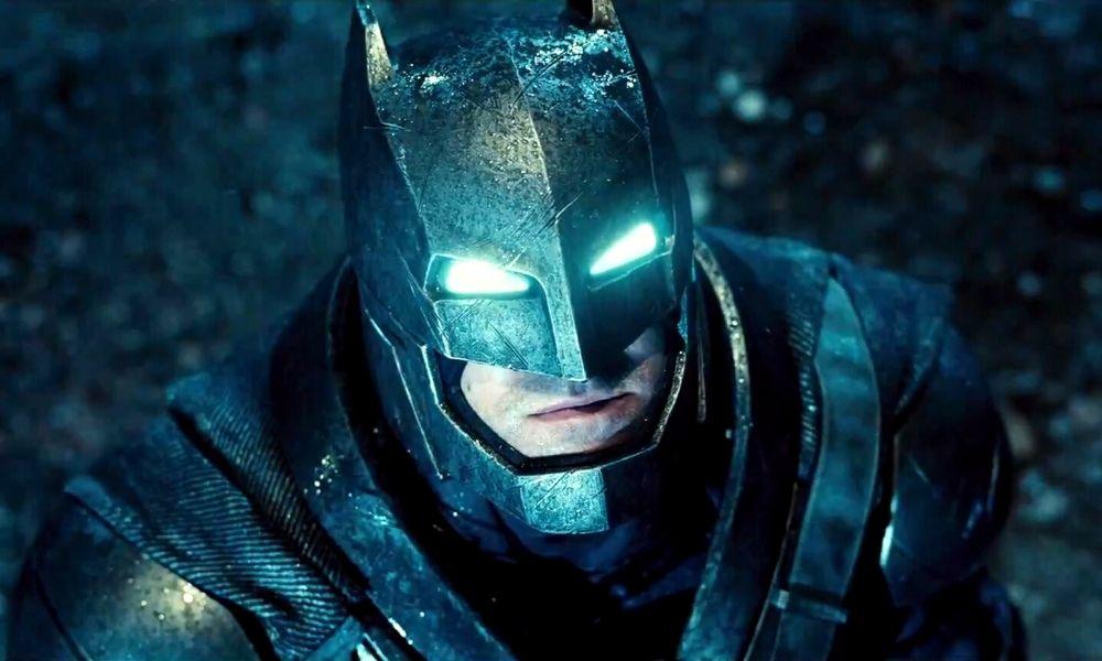 película de Batman con Ben Affleck