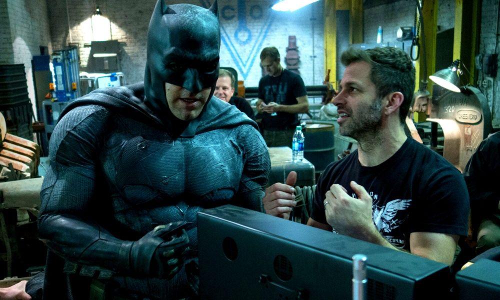 reacción de Ben Affleck al Justice League: Snyder Cut