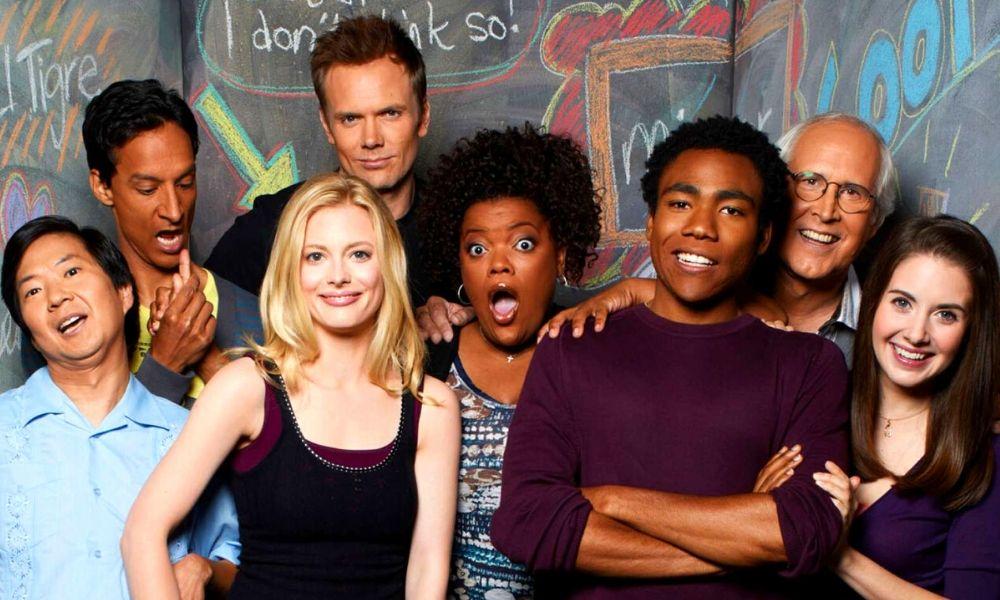 reunión del elenco original de 'Community'
