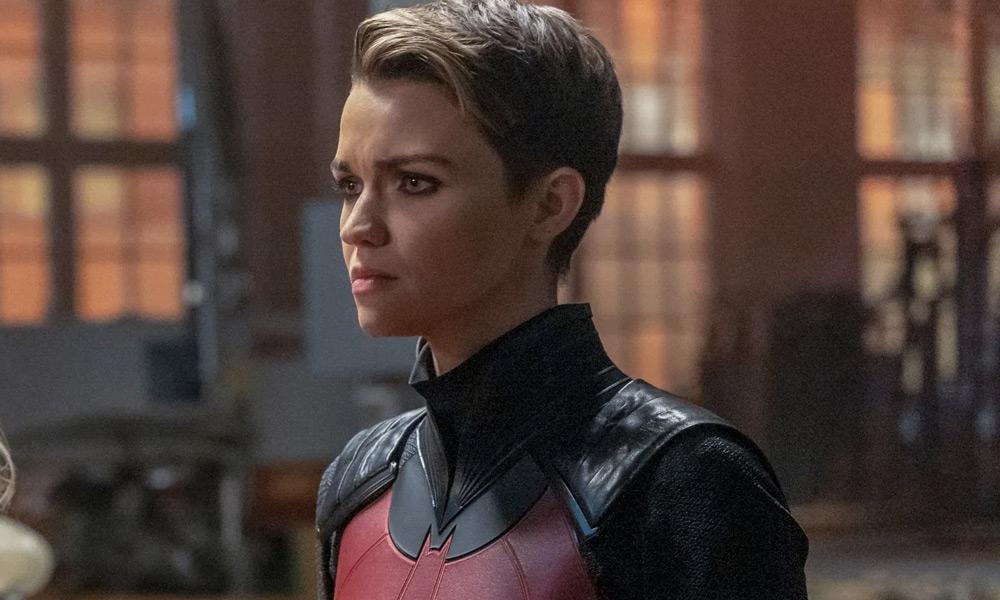 Ruby Rose renuncia como 'Batwoman'