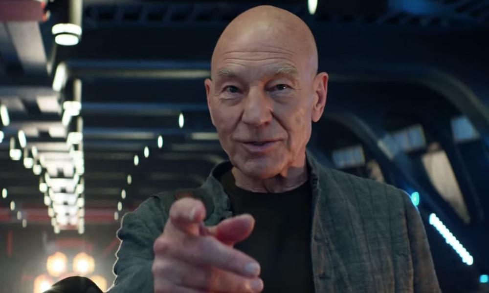 Segunda temporada de 'Star Trek: Picard' sufrió retrasos por coronavirus