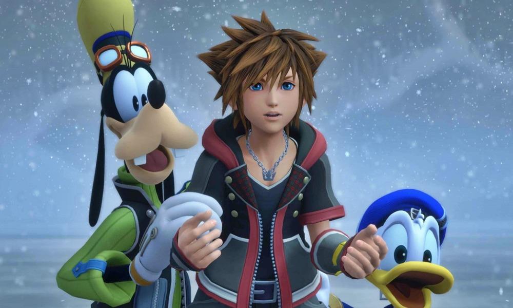 Serie de 'Kingdom Hearts' ya está en desarrollo