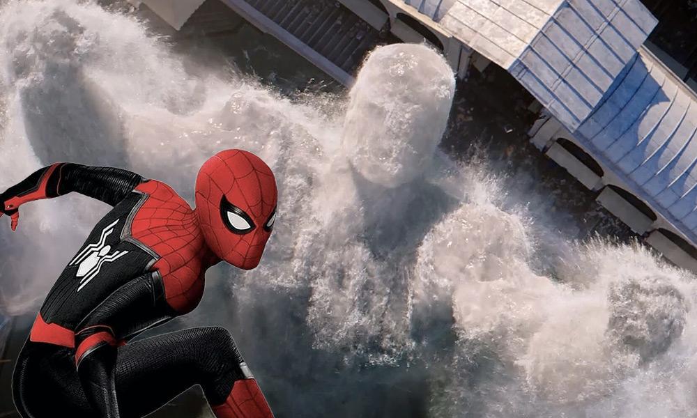 Hydro Man en Spider-Man: Far From Home