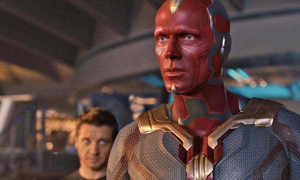 Diseño original de las gemas del infinito en Avengers: Age of Ultron