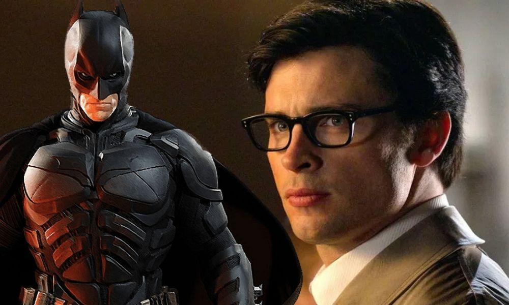 Batman nunca salió en Smallville