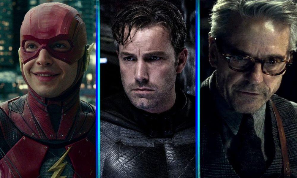 Ben Affleck grabaría escenas para Zack Snyder's Justice League