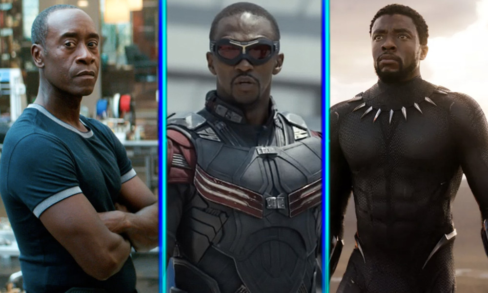 Anthony Mackie critica a Marvel por racismo
