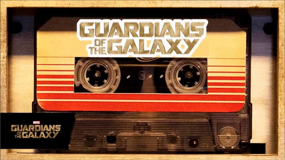 Canciones de 'Guardians of The Galaxy'