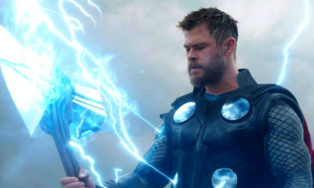 Chris Hemsworth quiere seguir siendo Thor