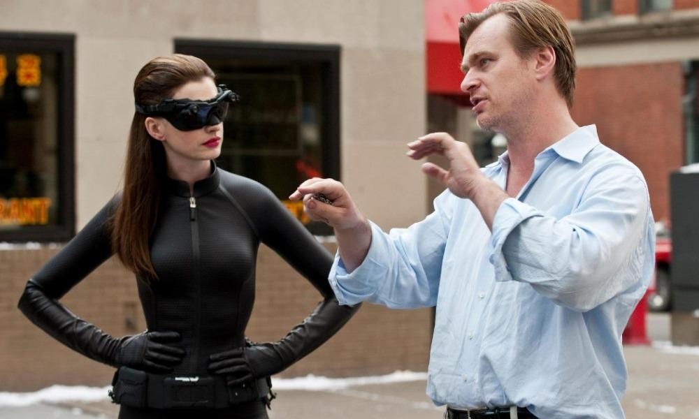 Christopher Nolan no permite sillas durante las grabaciones