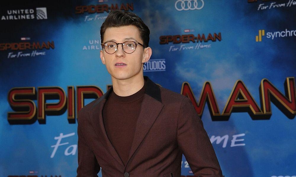 contrato de Tom Holland con Marvel Studios