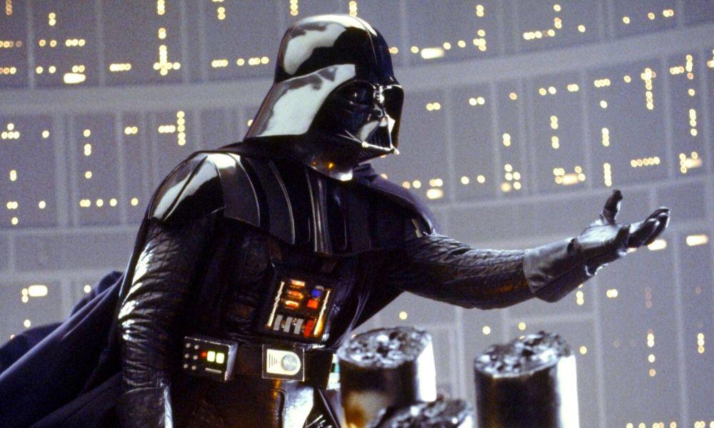 Darth Vader es el Sith más poderoso