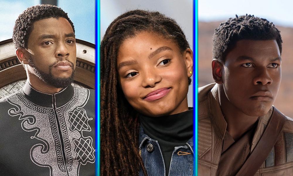 Marvel Studios Star Wars y Disney contra el racismo