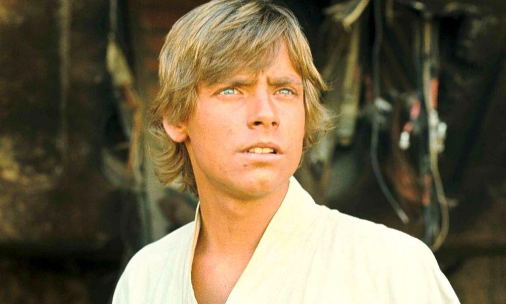escena eliminada de 'A New Hope' sobre Luke