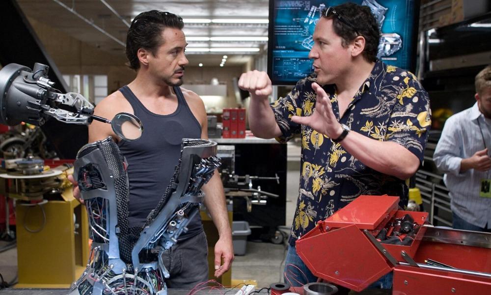 guion de Iron Man no tenía diálogos