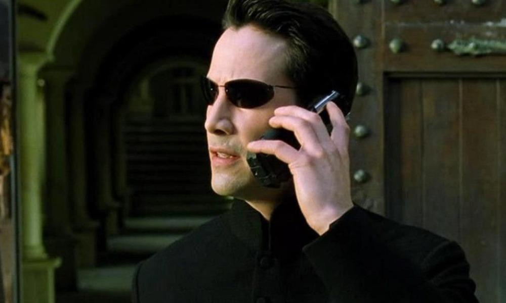Foto del reinicio de las grabaciones de 'The Matrix 4'