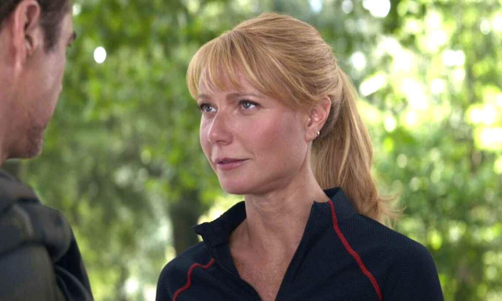 Gwyneth Paltrow se convirtió en Pepper gracias a sus hijos