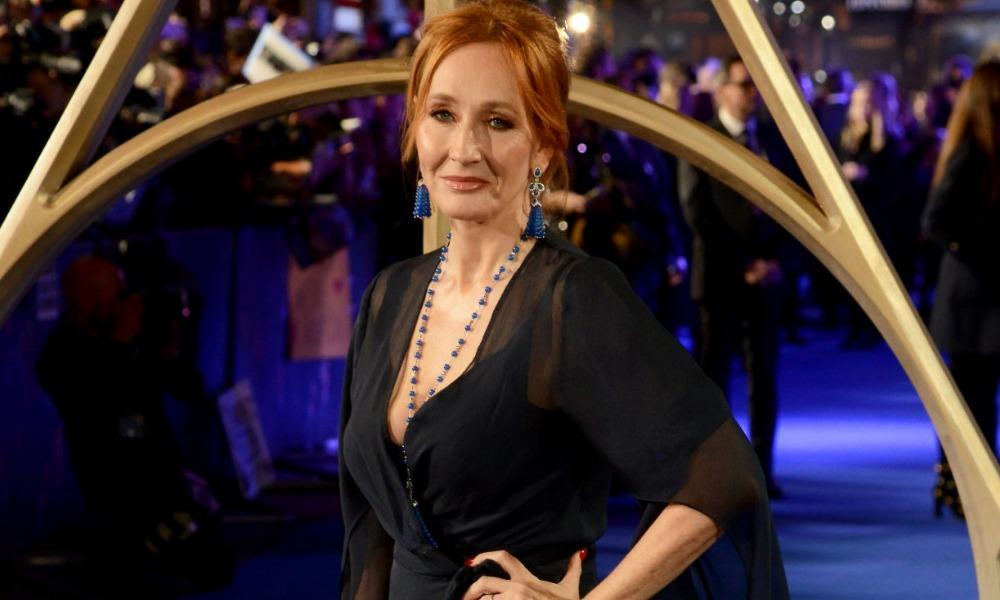 Hachette respaldó a J.K. Rowling