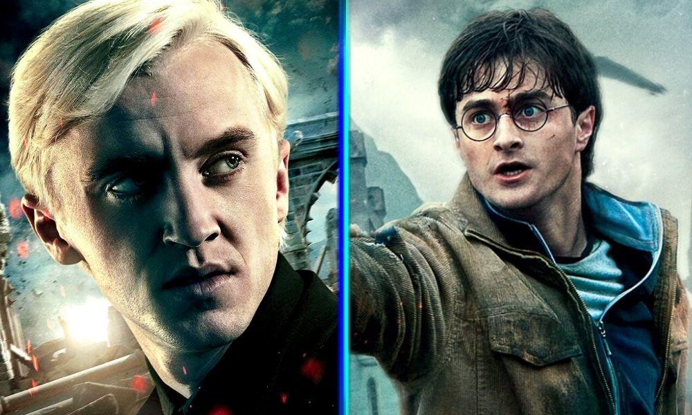 Harry Potter y Draco Malfoy son familia