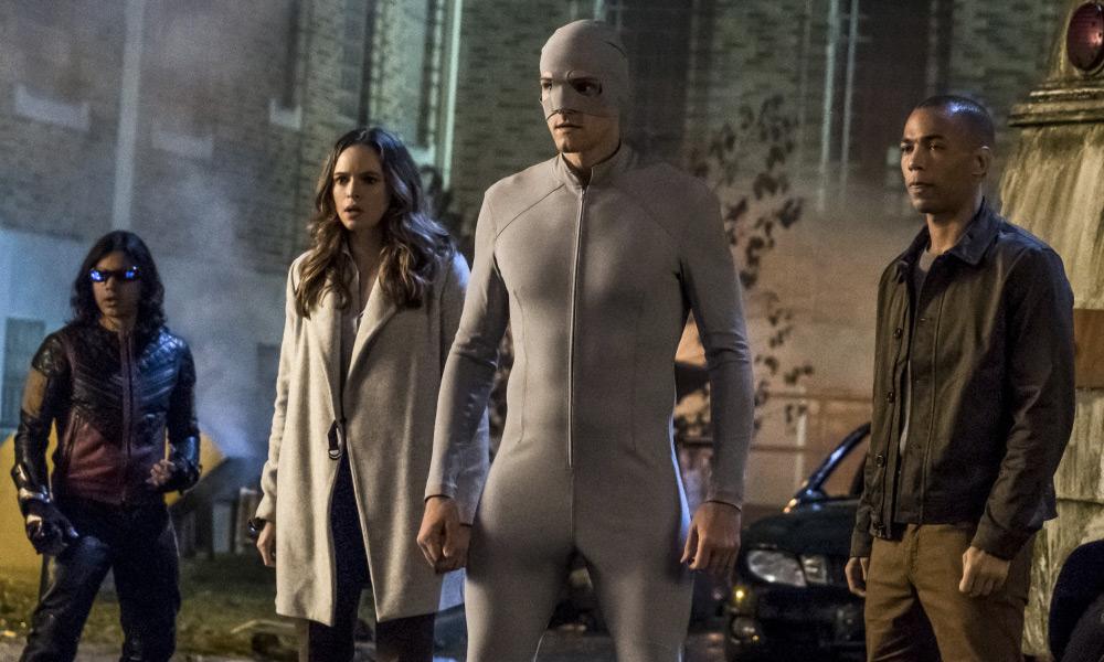 Actor de The Flash fue agredido durante las protestas en California
