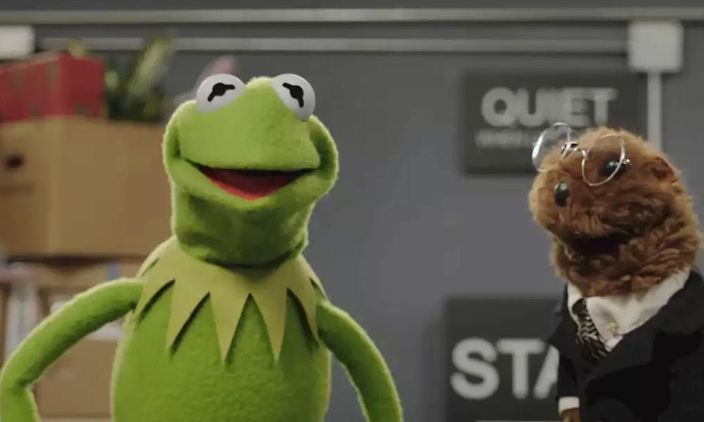 Trailer de Muppets Now