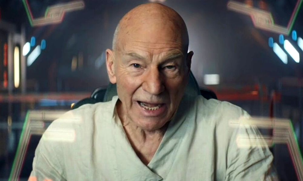 Patrick Stewart habló de 'Star Trek: Picard'