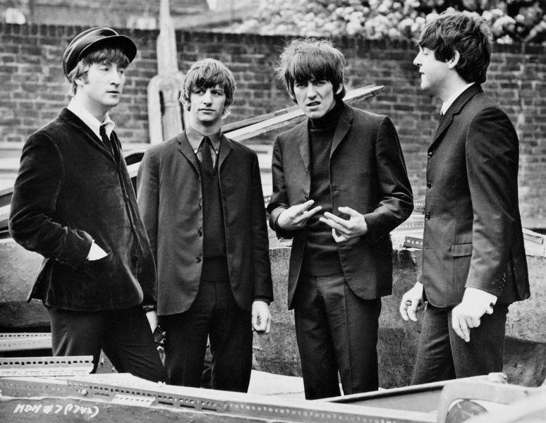 películas de 'The Beatles'