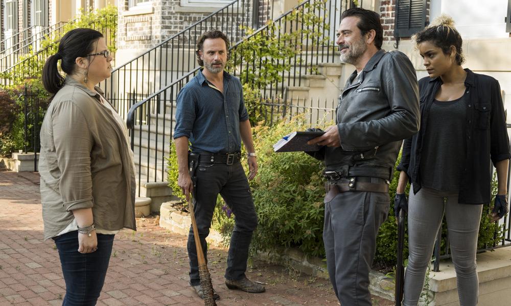 Showrunner de The Walking Dead pidió disculpas por una escena
