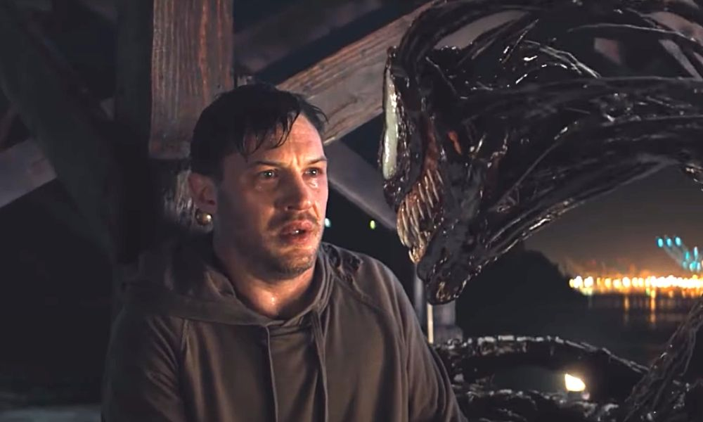 Tom Hardy interpretaría a anti-venom