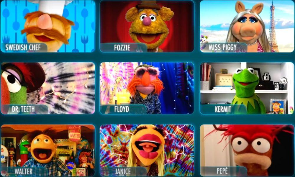 fans están inconformes con el avance de 'Muppets Now'