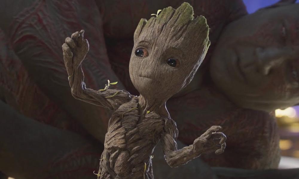 James Gunn confirmó una teoría de Baby Groot