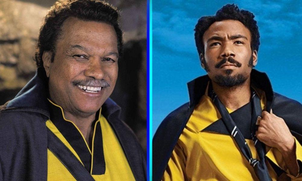 Billy Dee Williams debería volver en la serie de Lando