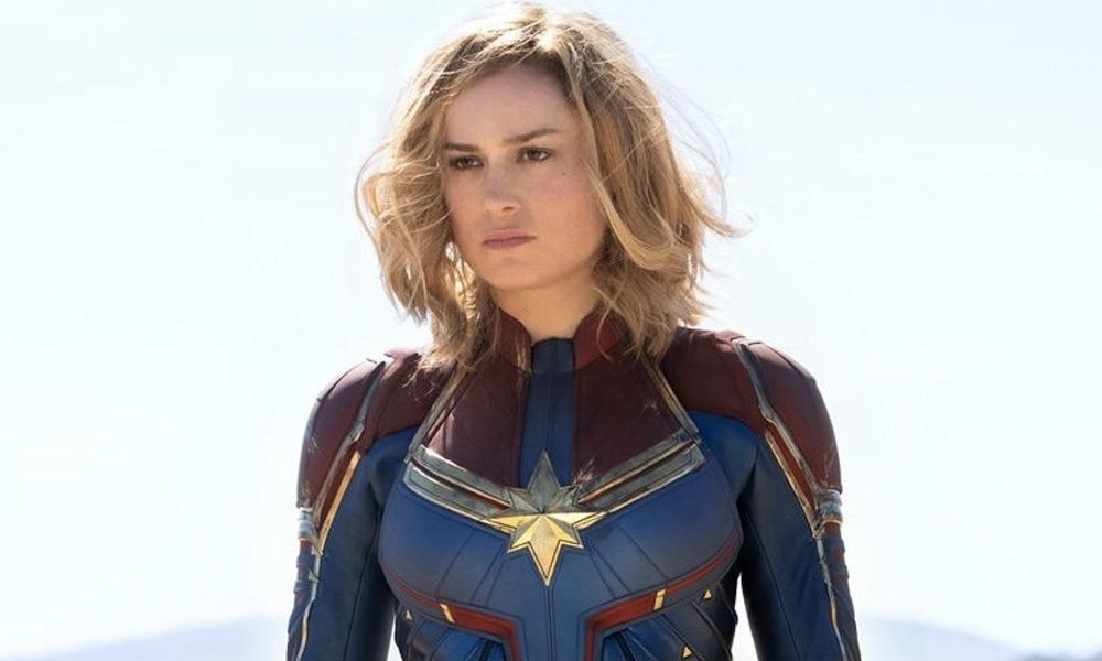 Brie Larson confesó su experiencia de ser Captain Marvel