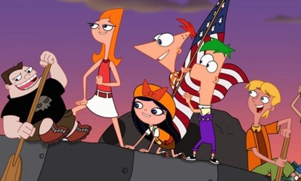 fecha de estreno de Phineas and Ferb