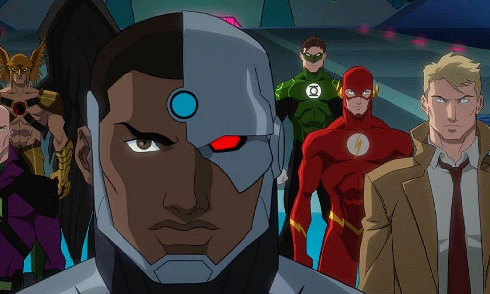 Constantine sería bisexual en 'Justice League Dark'