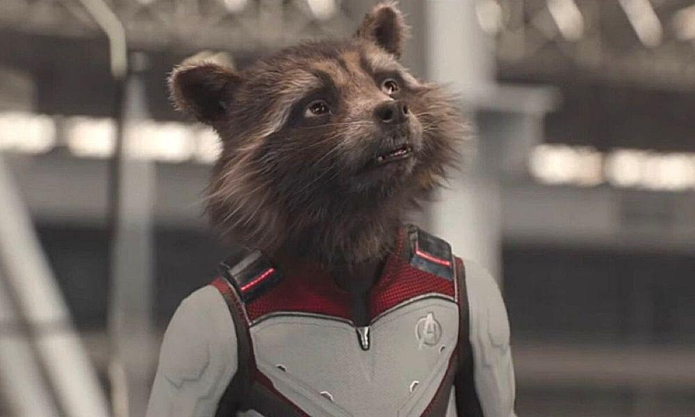 'Endgame' dio pie al origen de Rocket Raccoon