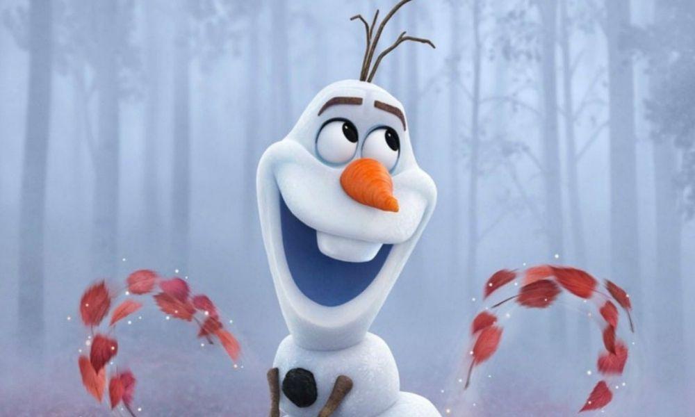 Escena eliminada de Olaf en Frozen 2