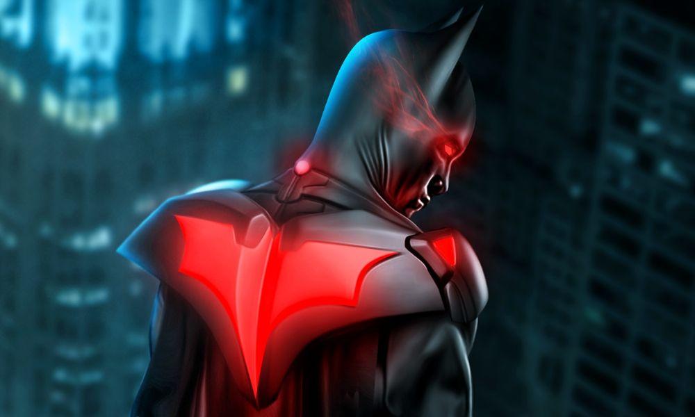 Fan trailer de 'Batman Beyond'