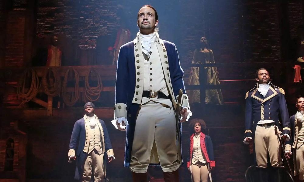 Cambios de Hamilton en Disney+