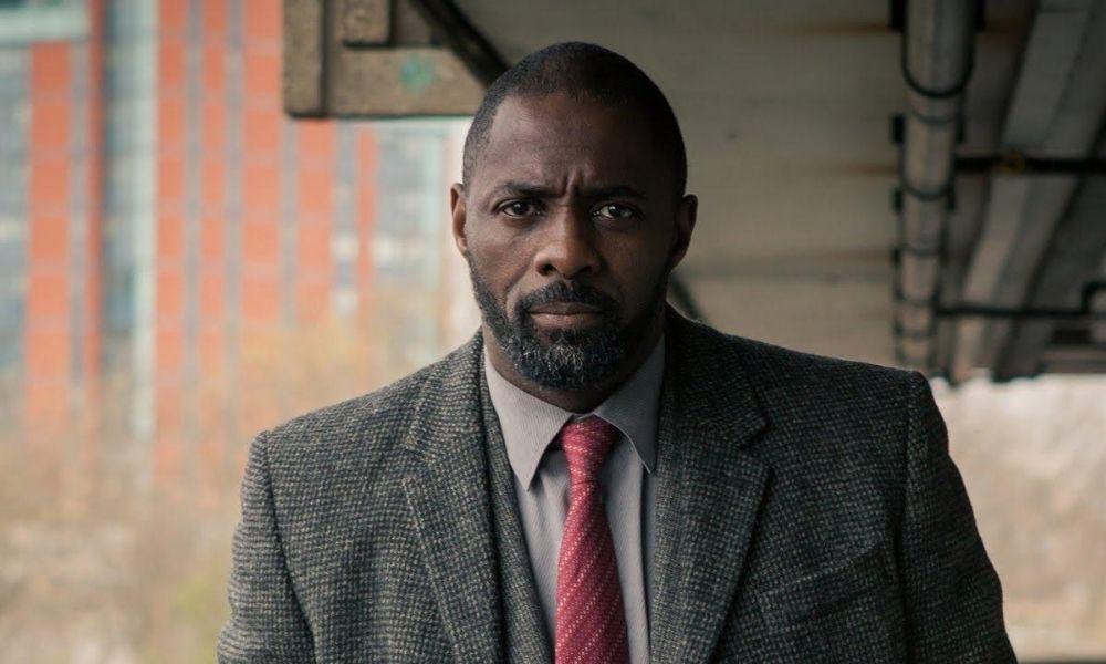Idris Elba habla sobre la película de 'Luther'