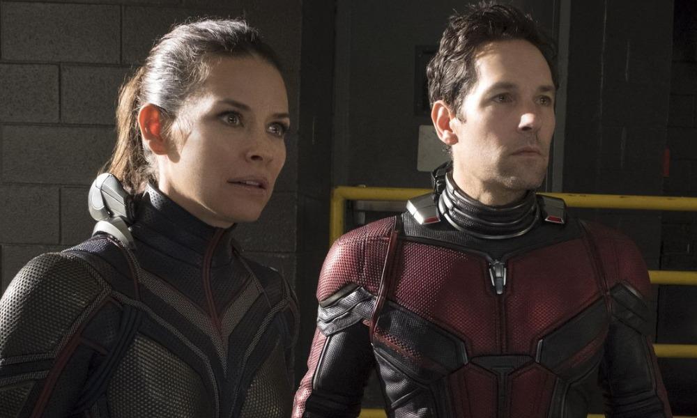 inicio de grabaciones de 'Ant-Man 3'
