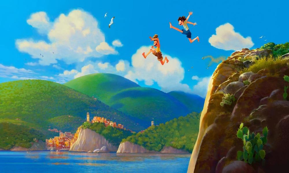 039;Luca' es la nueva película de Pixar